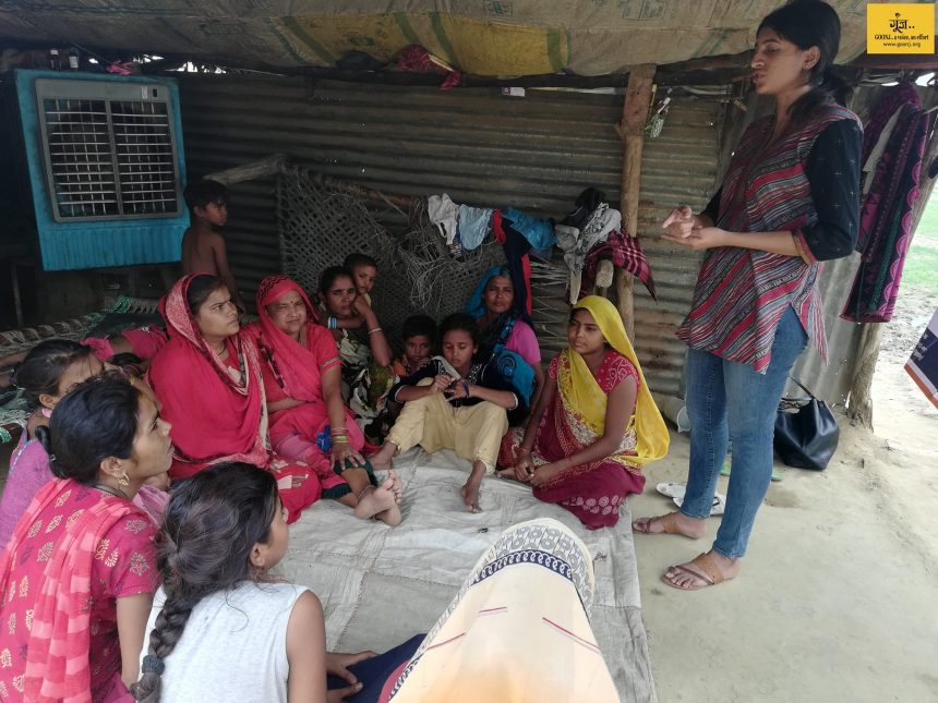 Last year (2018-19) our teams held menstrual awareness sessions with more than 400 adolescent girls and women in slums, shelter homes, government schools in Delhi/NCR alone (apart from similar ongoing menstrual hygiene work in rural India).